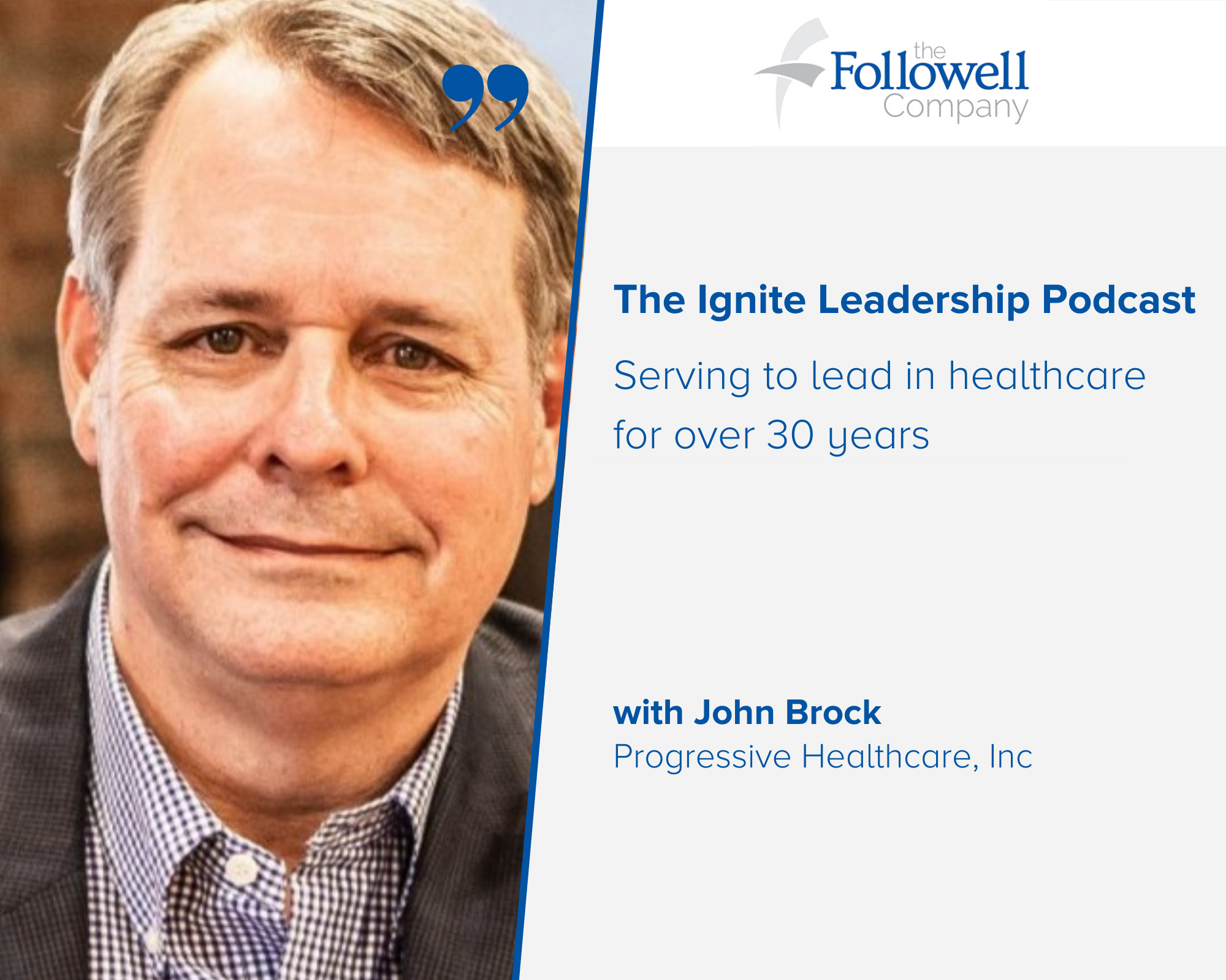 Picture of John Brock, Director at Progressive Healthcare, Brentwood TN